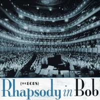 A Cappella New Releases: The Bobs - Rhapsody in Bob