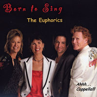 Euphorics : Born To Sing : 00  1 CD :