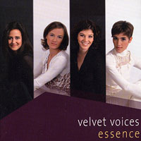Velvet Voices : Essence : 00  1 CD :