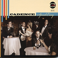 Cadence : Speak Easy : 00  1 CD