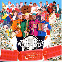Heebee-jeebees : Christmas Crackers : 00  1 CD :