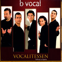 B Vocal : Vocalitessen : 00  1 CD