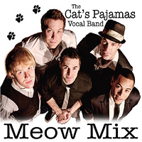 Cat's Pajamas Vocal Band : Meow Mix : 00  1 CD :