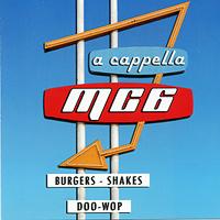 MC6 : Doo Wop A Cappella : 00  1 CD :