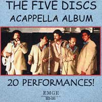 Five Discs : Acappella Album : 00  1 CD :  : 1001