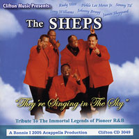 Sheps : They're Singing in the Sky : 00  1 CD : 3049