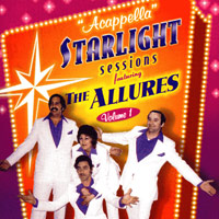 Allures, The : Acappella Starlight Sessions, Volume 1 : 00  1 CD :  : 090431679227