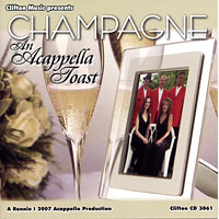 Champagne : Acapella Toast : 00  1 CD :  : ZCLIF 3061