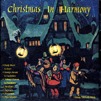 Various Artists : Christmas in Harmony : 00  1 CD : 3004