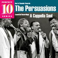 Persuasions : A Cappella Soul  : 00  1 CD :  : 2213