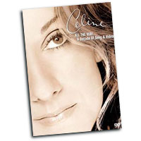 Celine Dion : All the Way... A Decade of Song & Video : Solo : DVD :  : 074645022994 : SNY50229DVD