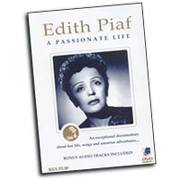 Edith Piaf : A Passionate Life : Solo : DVD :  : 032031282599 : WHST2825DVD