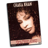 Chaka Khan : Great Women Singers of the 20th Century : Solo : DVD :  : 032031299993 : KUL2999DVD