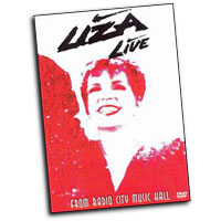 Liza Minnelli : Live From Radio City Music Hall : Solo : DVD : 828768953396 : SNY89533DVD