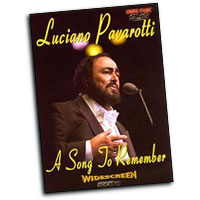 Luciano Pavarotti : A Song To Remember : DVD :  : 030309600397 : OMIP6003DVD