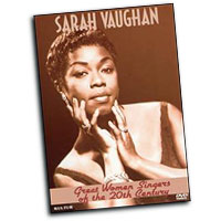 Sarah Vaughan : Great Women Singers of the 20th Century : Solo : DVD :  : 032031299894 : KUL2998DVD
