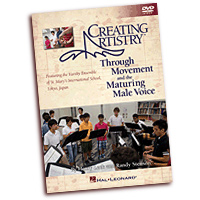 Henry Leck and Randy Stetson : Creating Artistry Through Movement in the Choral Setting for Male Voices : 01 Book & DVD : Henry Leck :  : 884088573416 : 1458403602 : 08753287