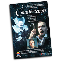 Various Artists : Countertenors : DVD : D4391