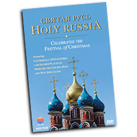 Various : Holy Russia - The Festival of Christmas : DVD :  : D4163