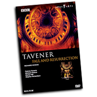 John Tavener : Fall and Resurrection : DVD : John Tavener : D0841