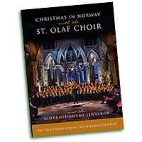 St. Olaf Choir : Christmas in Norway 2013 : DVD