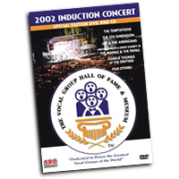 Various Artists : Vocal Group Hall Of Fame Induction Concert Vol. 2 : DVD : D3147