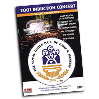 Various Artists : Vocal Group Hall Of Fame Induction Concert Vol. 1 : DVD :  : D3146