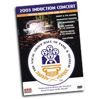 Various Artists : Vocal Group Hall Of Fame Induction Concert Vol. 3 : DVD :  : D3148