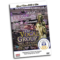 Various Artists : Vocal Group Hall Of Fame Induction Concert Vol. 4 : DVD : D3149