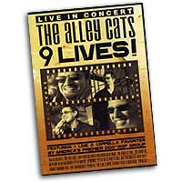 The Alley Cats : Nine Lives : DVD