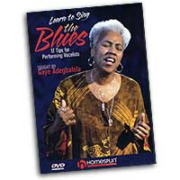 Gaye Adegbalola : Learn To Sing The Blues : DVD :  : 884088008529 : 1597730998 : 00641922
