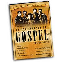 Various Artists : Living Legends of Gospel Vol 2 : DVD :  : GDTV81884DVD
