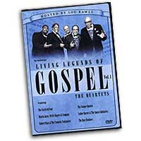 Various Artists : Living Legends of Gospel Vol 1 : DVD :  : GDTV81872DVD