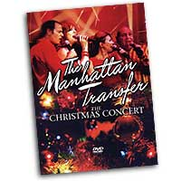 Manhattan Transfer : Christmas Spirit  : DVD :  : 666496518698 : BFD-DV-5186