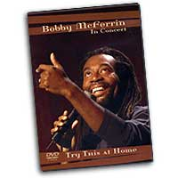 Bobby McFerrin : Try This At Home : DVD