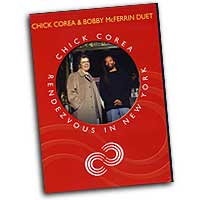 Bobby McFerrin and Chick Corea : Rendezvoux in New York : DVD : Bobby McFerrin : IMG1247DVD