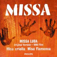 Muungano National Choir, Kenya : Missa Luba : 00  1 CD 7 DVD
