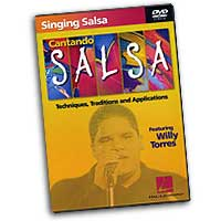 Willy Torres : Cantando Salsa - Singing Salsa : DVD :  : 00320363