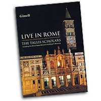 Tallis Scholars : Live In Rome : DVD :  : GIMDN 904
