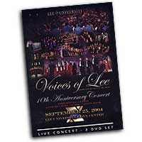 Voices Of Lee : 10th Anniversary Concert DVD : DVD : Danny Murray