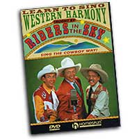 Riders in The Sky : Learn To Sing Western Harmony : DVD :  : 073999692013 : 1597730645 : 00641885