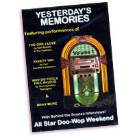 Various Artists : Yesterday's Memories : DVD :  : LREN2520DVD
