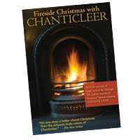 Chanticleer : Fireside Christmas with : DVD :  : MBLU204DVD