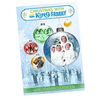 King Family : Christmas With The King Family : DVD : IEG2175