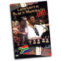 Ladysmith Black Mambazo : Live! : DVD :  : HUP7149DVD