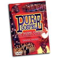 Various Artists : Pure Gospel - Top Gospel Choirs : DVD :  : 739242097294