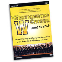 Westminster Chorus : Road To Gold : DVD :