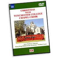 Winchester College Chapel Choir : Christmas With : DVD :  : 2.110512