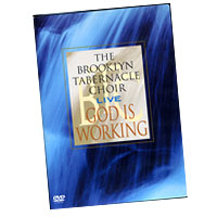 Brooklyn Tabernacle Choir : God Is Working : DVD : Carol Cymbala :  : INT84083DVD