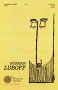 Streets of Laredo : TTBB : Norman Luboff : Norman Luboff Choir : Sheet Music : W1010 : 073999393958